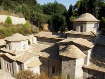 Elounda - Kremaston Monastery - Cretan olive oil far