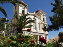 Kremaston Monastery-Monastery of Koufi Petra-The Great Panagia of Neapoli