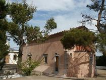 The Monastery of Koufi Petra-Monastery St. George Selinari-shopping in Heraklion