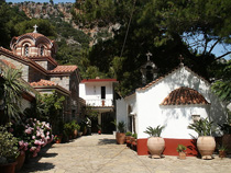 Areti Monastery-The monastery of Saint George of Selinari-Cretaquarium