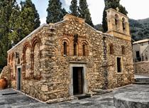 Kera Kardiotissa Monastery - Lassithi - Dikteon Andron or Cave Psyhro